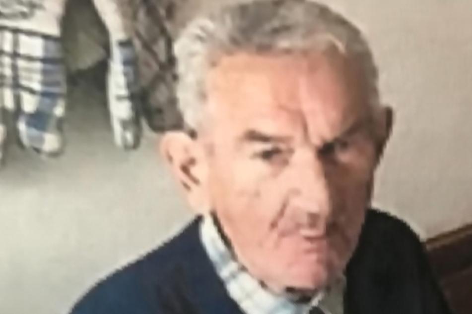 Er leidet an Demenz: Wer hat Klaus-Dieter (82) gesehen?
