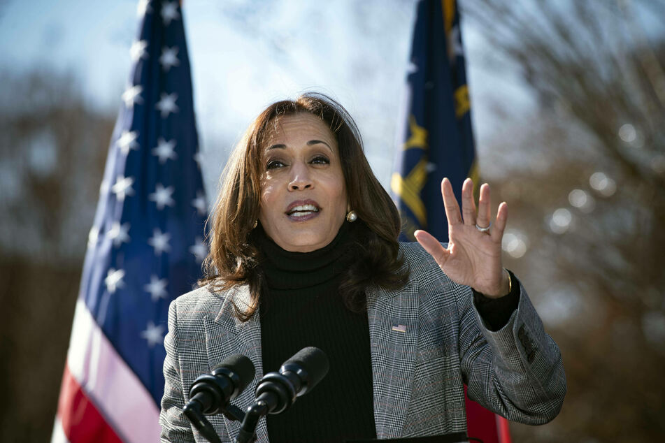 """Vice President-elect Kamala Harris told her California constituents """"this is not goodbye."""""""