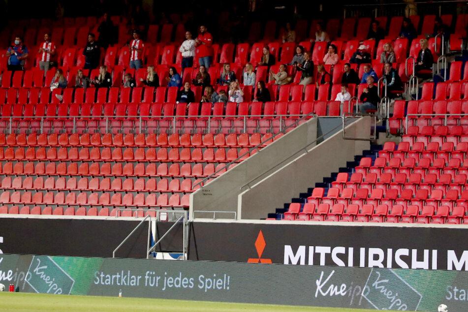 Spielerfrauen auf der Tribüne: DFL verhängt Geldstrafe gegen Heidenheim