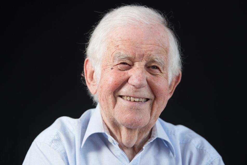 Kurt Biedenkopf starb am 12. August im Alter von 91 Jahren.