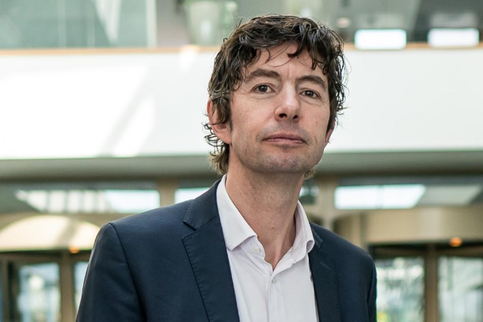Virologe Christian Drosten (48) von der Berliner Charité.