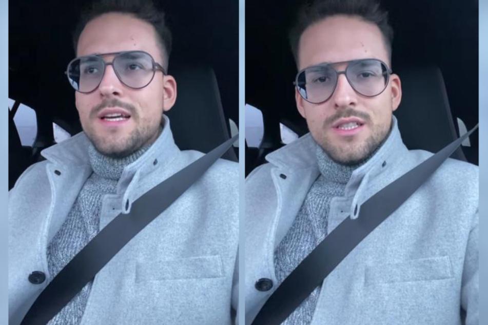 Marco Cerullo (32) gab am Silvestertag via Instagram bekannt, dass er und Freundin Christina Grass (32) sich getrennt haben.