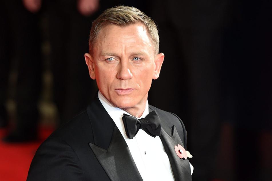 """Daniel Craig (52) wartet noch immer auf die Premiere seines Bond-Films """"Keine Zeit zu sterben""""."""