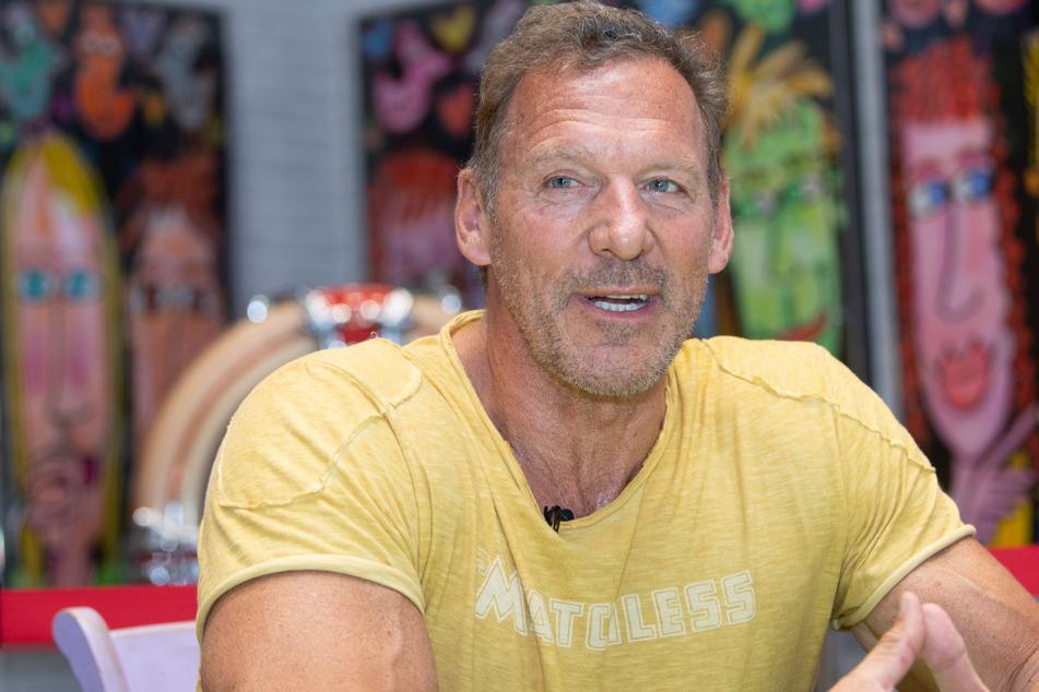 Ralf Moeller feierte wegen Corona-Erkrankung Geburtstag des Vaters anders als gedacht