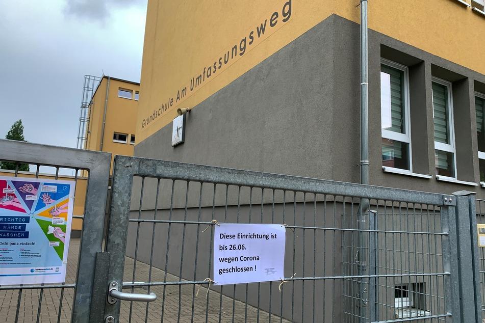 Die Grundschule bleibt vorerst geschlossen.