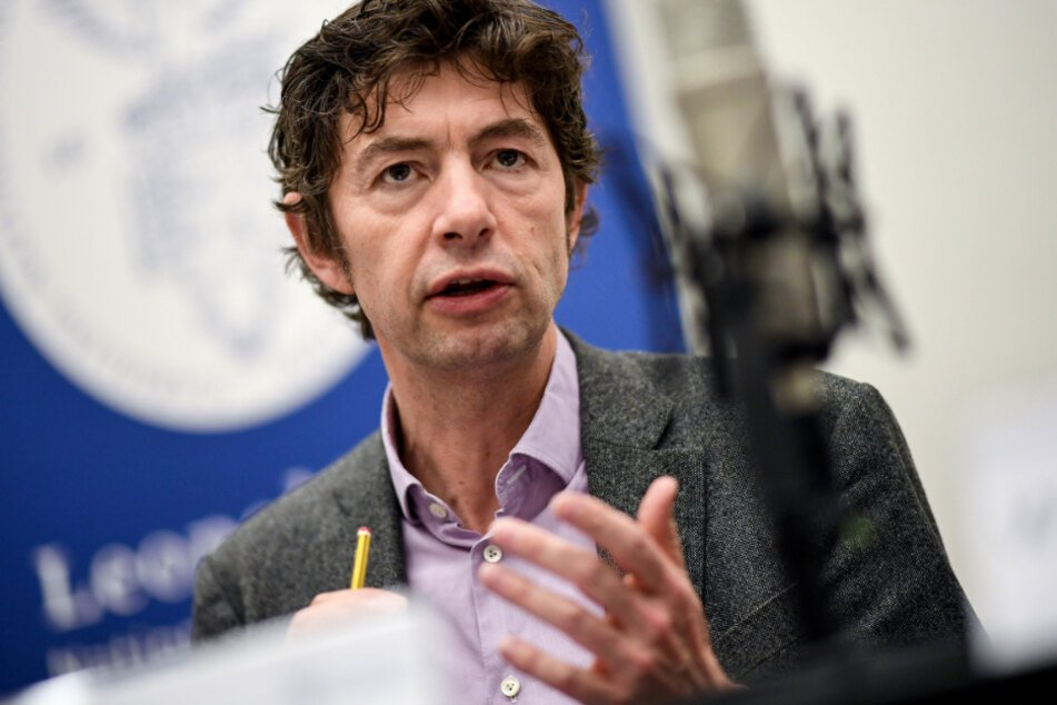 Berlin: Christian Drosten, Direktor des Instituts für Virologie an der Berliner Charité.