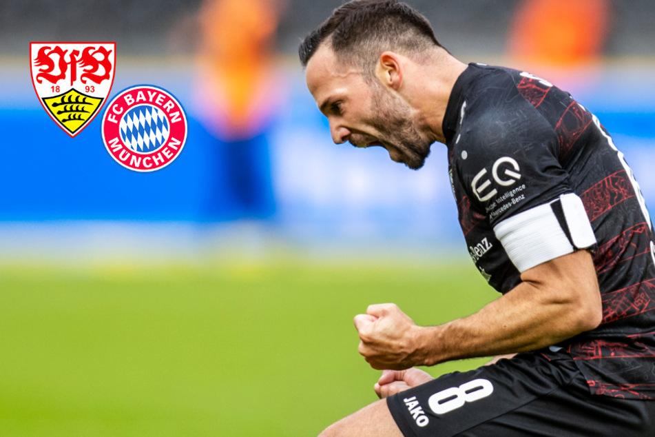 VfB-Captain Gonzalo Castro sagte Nein zum FC Bayern München!