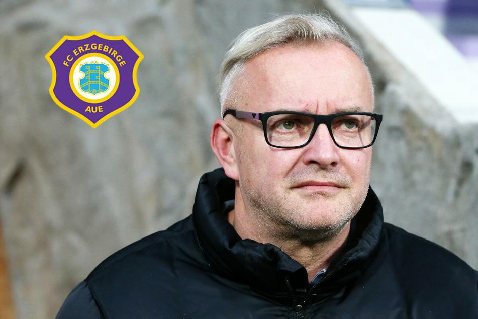 """Aue-Geschäftsführer Voigt rüffelt FCE-Profis: """"Bin menschlich enttäuscht!"""""""