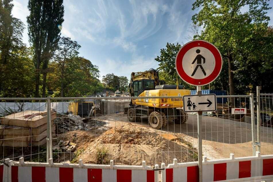 Achtung! Neue Baustellen und Vollsperrungen ab Montag in Chemnitz