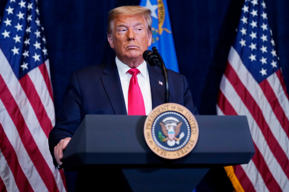 Ein Amtsenthebungsverfahren gegen Donald Trump wird wahrscheinlich nicht eingeleitet werden.