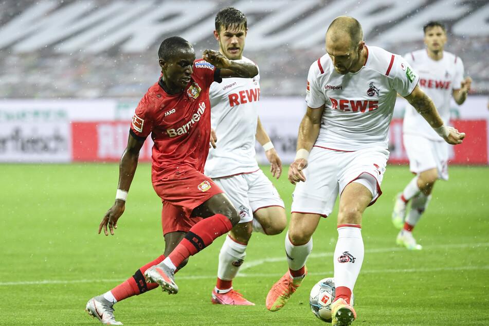 Kölns Rafael Czichos (30) könnte für das Spiel in Stuttgart ausfallen.