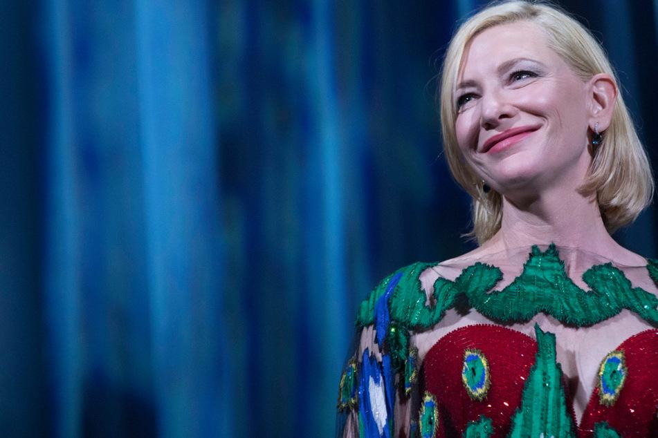 Cate Blanchett (52) vergangenes Jahr in Venedig.