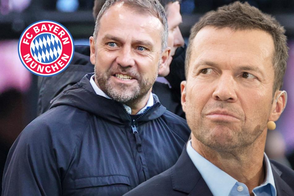 Bleibt Hansi Flick beim FC Bayern? Lothar Matthäus spricht Klartext!