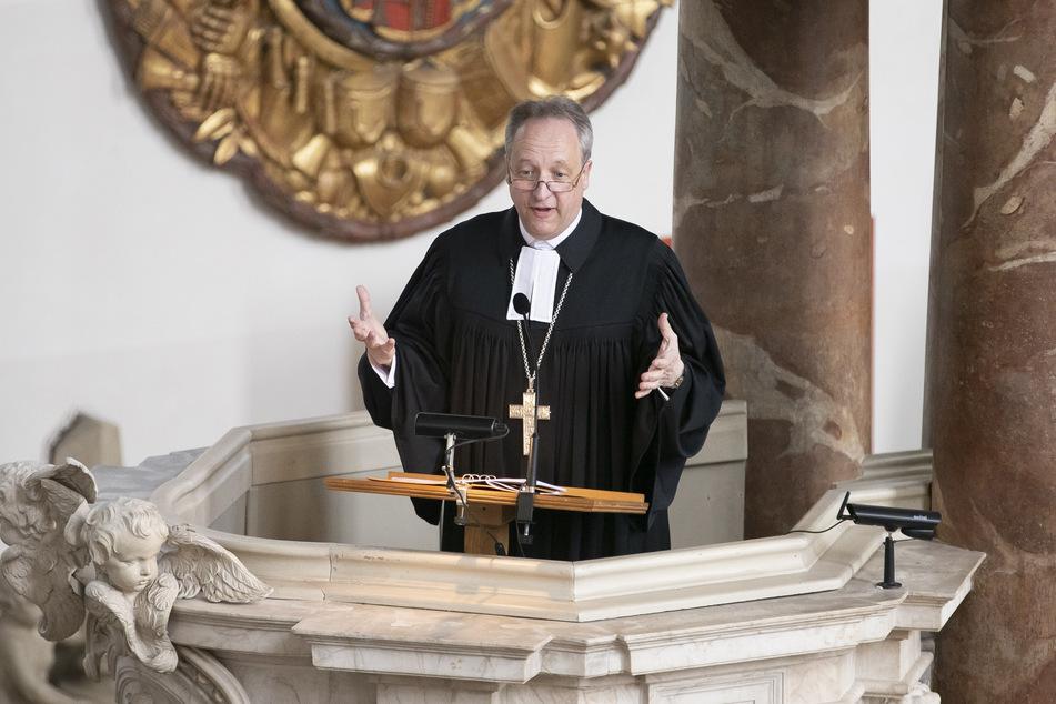 Christian Stäblein ist ein Bischof der Evangelischen Kirche.
