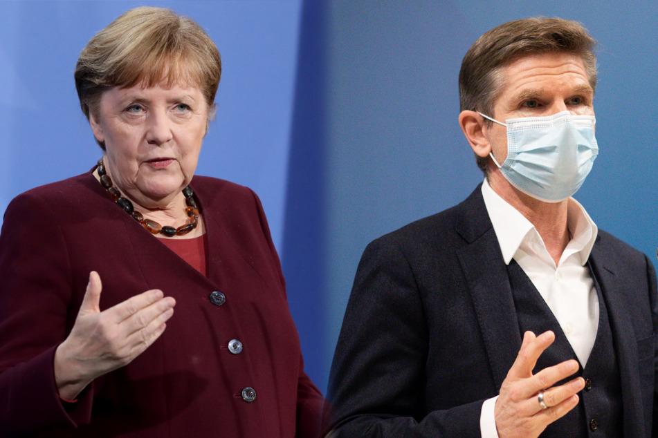 Corona-Impfstoffe: Gesundheitsminister Garg wirft Merkel Untätigkeit vor