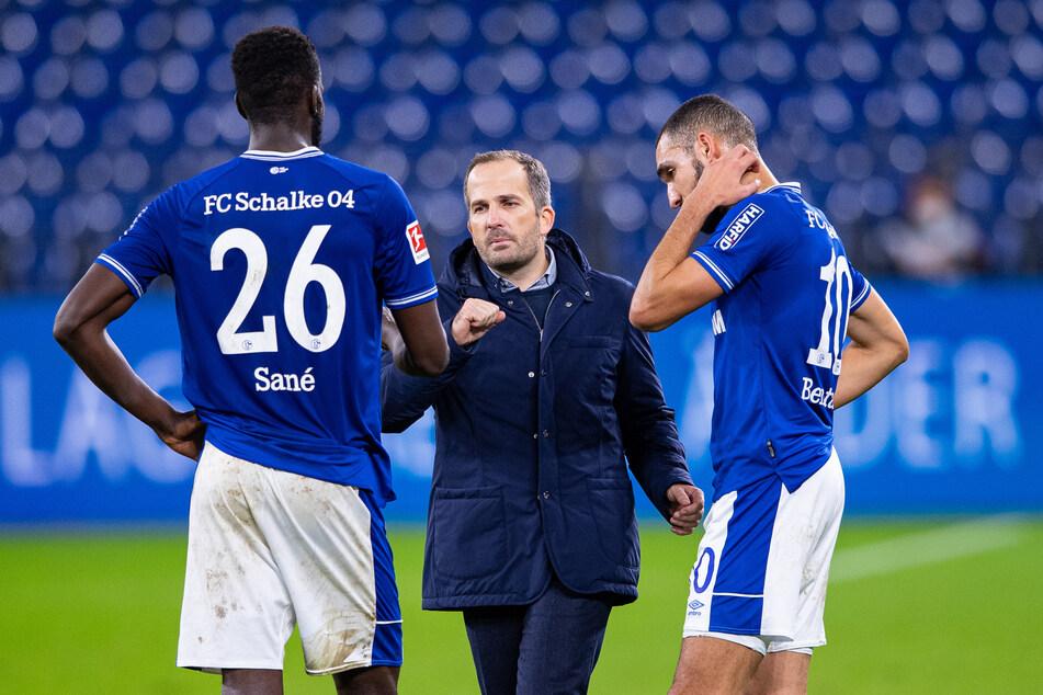 Beim FC Schalke 04 gab es einen positiven Corona-Test.