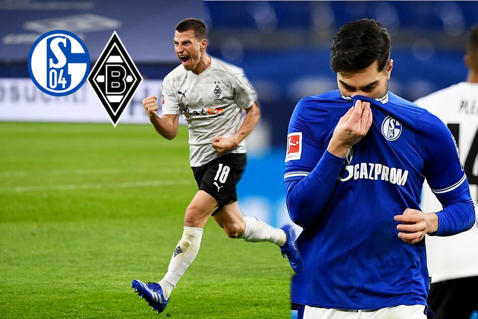 Schalke am Boden: Gladbach stürzt Knappen tiefer in Krise und feiert erlösenden Erfolg!