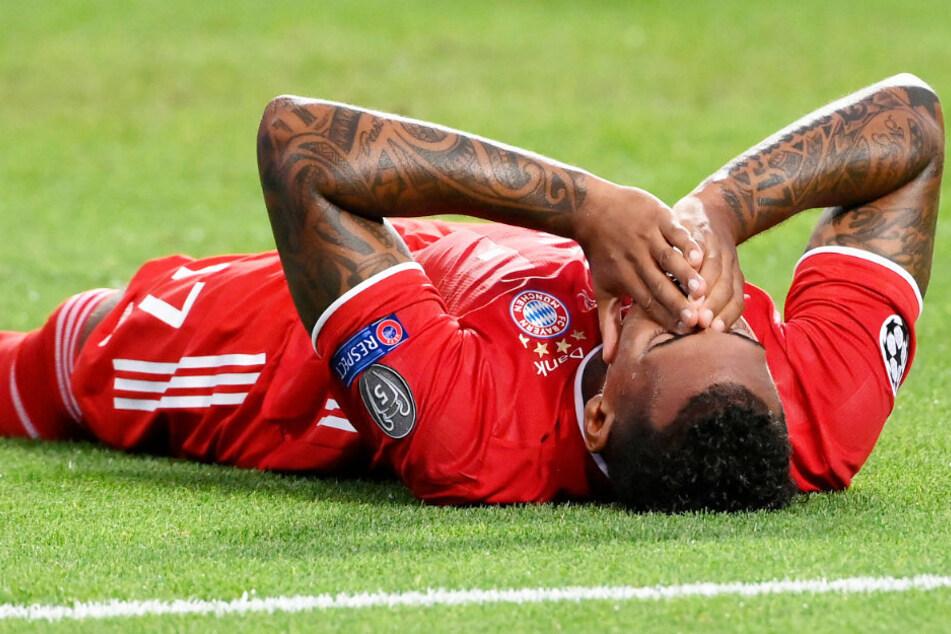 Jérôme Boateng (31) vom FC Bayern München hat sich im Finale der Champions League einen Muskelfaserriss im Oberschenkel zugezogen.