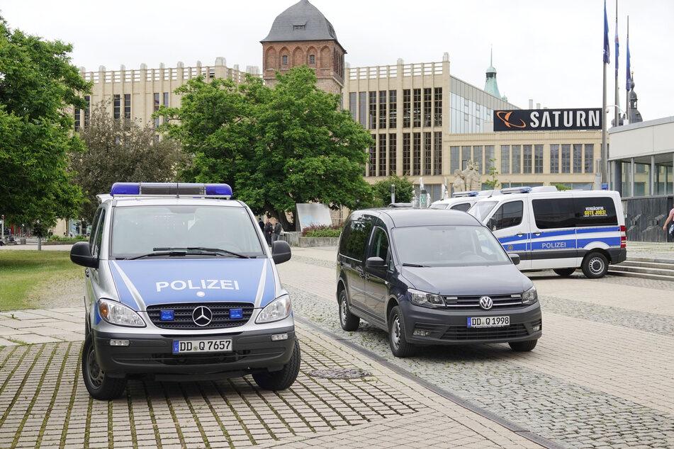 Großes Polizeiaufgebot im Stadthallenpark: Was war da los?
