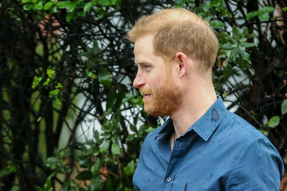 Prince Harry gives Silicon Valley mental health start-up a royal boost