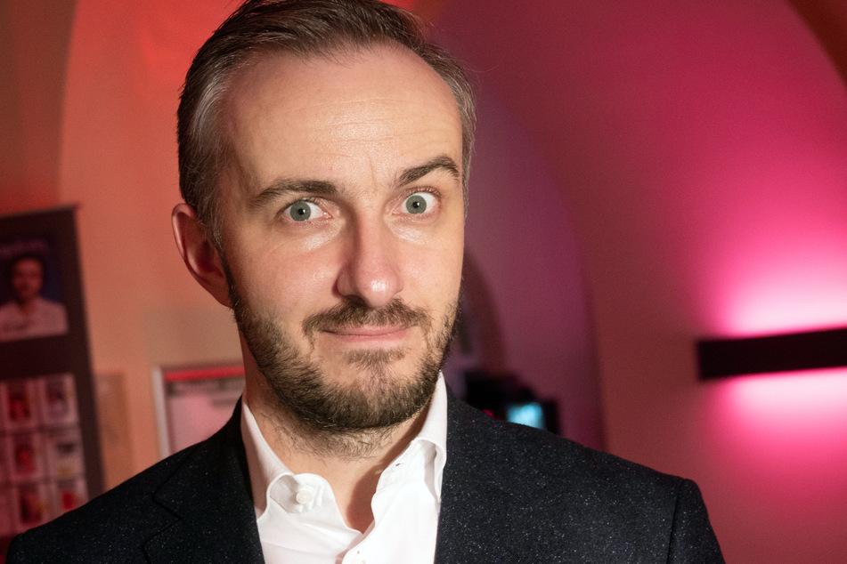 Jan Böhmermann (39): Sein Twitter-Account wurde kurzerhand gelöscht oder deaktiviert.