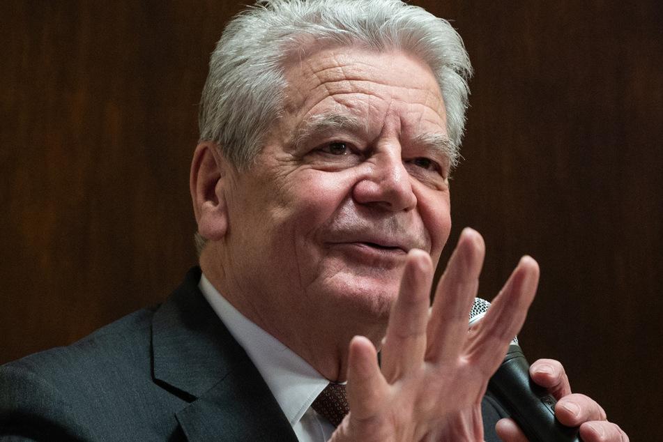 Altpräsident Joachim Gauck (80). (Archivbild)