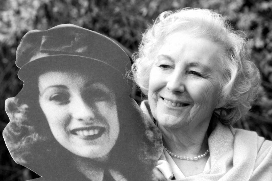 Sie galt als Sweetheart der Soldaten: Sängerin Vera Lynn ist tot
