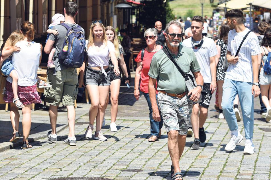 Touristen kommen wieder nach Sachsen, aber nicht alle Städte profitieren