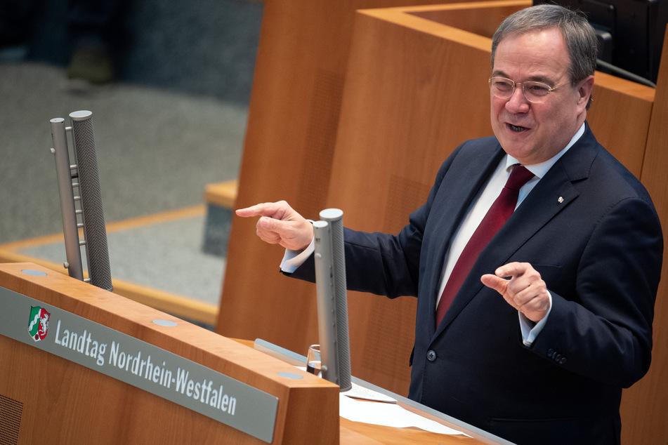 NRW-Ministerpräsident Armin Laschet (59, CDU) will bei sinkenden Infektionszahlen zuerst in den Bereichen Jugendsport und Kultur Lockerungen vornehmen.