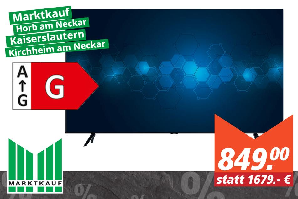 Samsung 75 Zoll GU75TU6979UXZG für 849 Euro