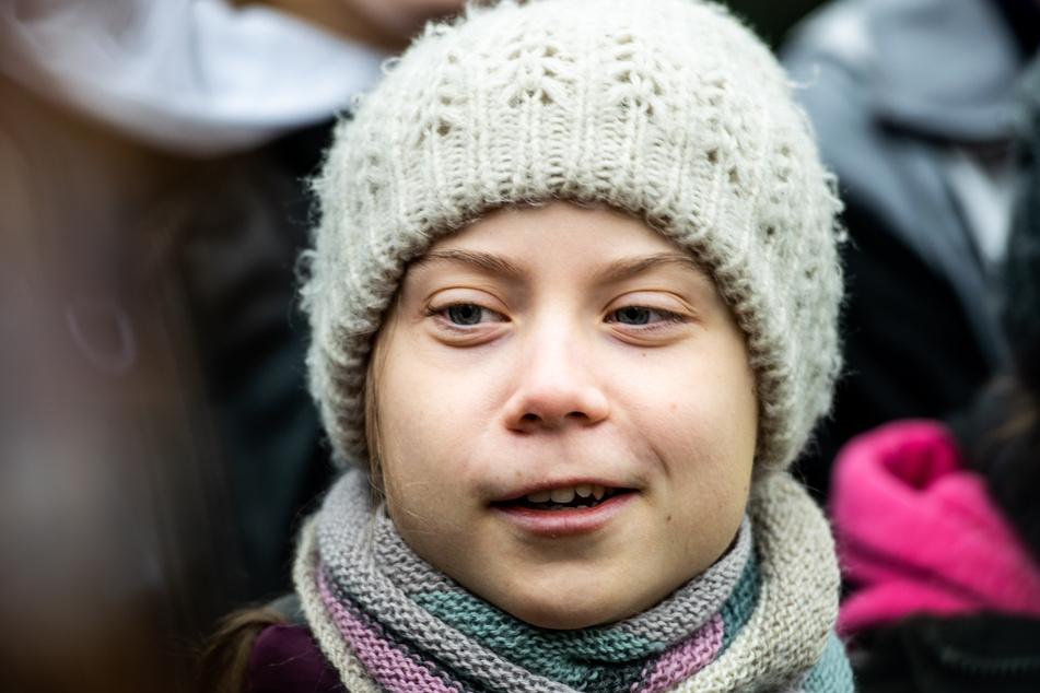 Die 18-jährige Greta lässt sich auch von den mächtigsten Politikern der Welt nichts gefallen.