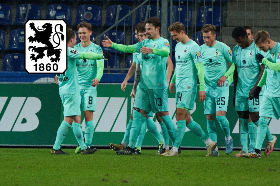 Starker Löwen-Auftritt in Magdeburg! TSV 1860 feiert klaren Auswärtssieg