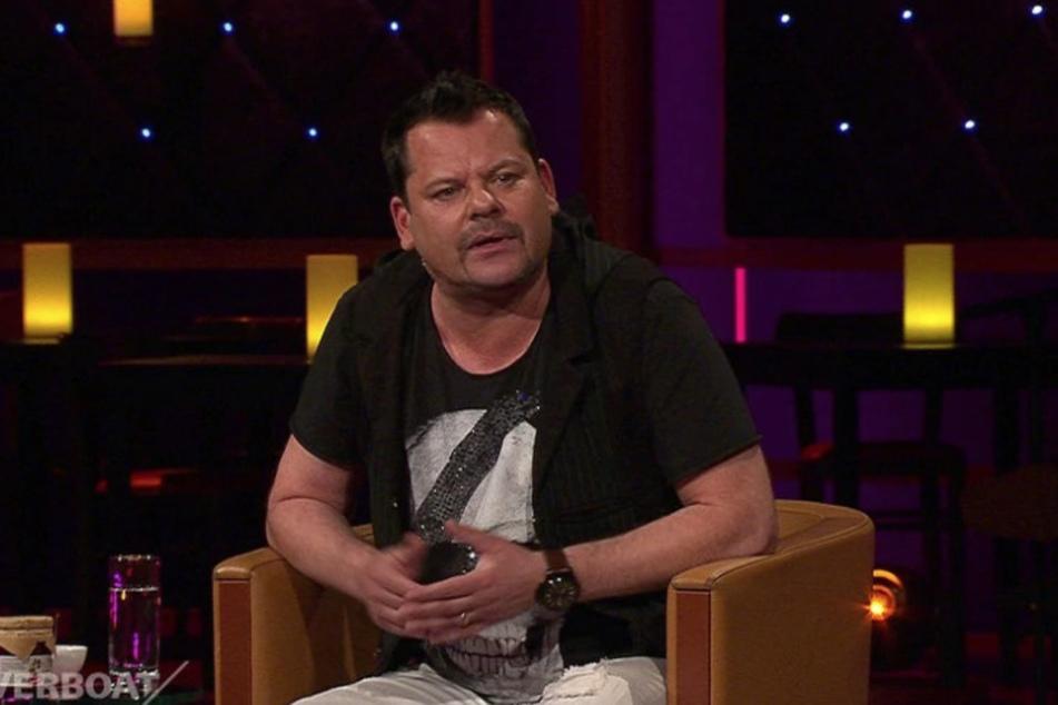 Comedian Ingo Appelt (53) erzählt in der MDR-Show Riverboat, wie schlecht es ihm während der Corona-Zeit ging.