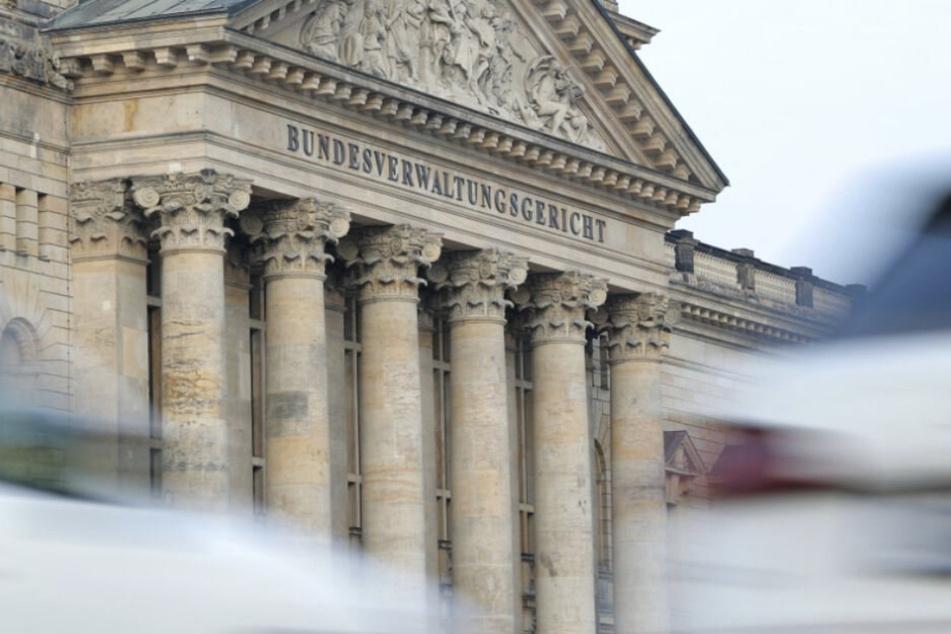 Beim Bundesverwaltungsgericht in Leipzig ist am Montag ein Klage gegen das Vereinsverbot eingegangen.