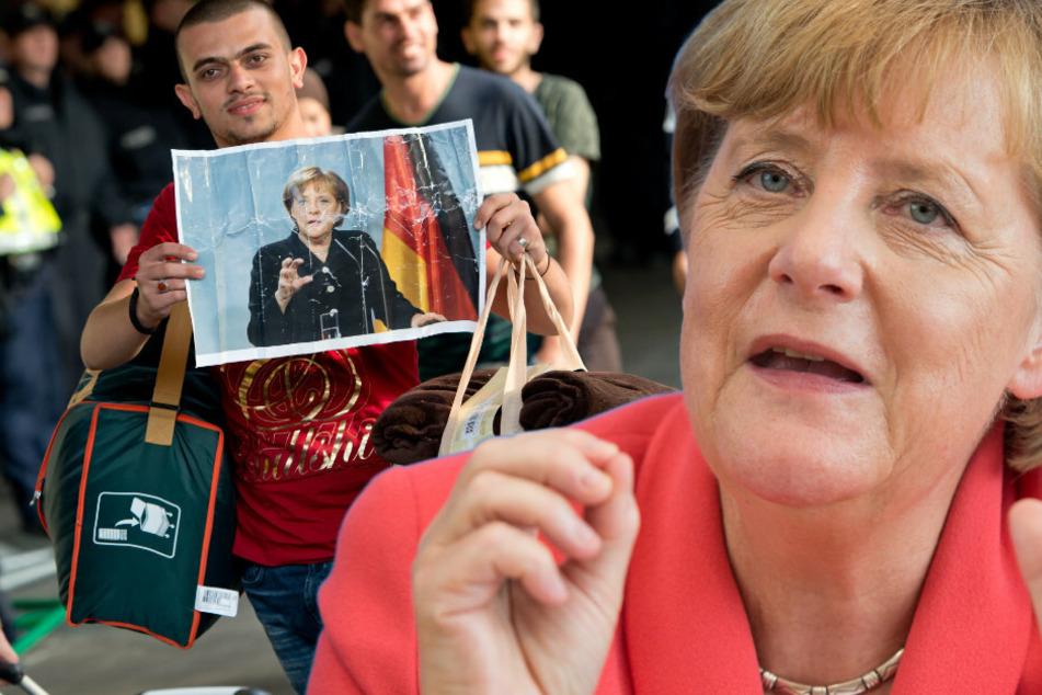 """""""Wir schaffen das""""-Jubiläum: Fünf Jahre nach Angela Merkels drei berühmten Worten"""