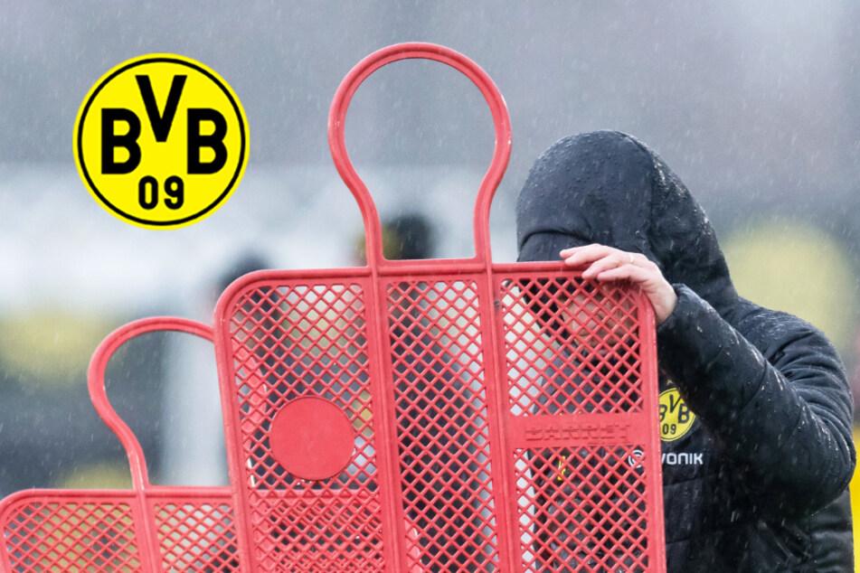 Nach Corona-Isolation: BVB trainiert ab Montag wieder!
