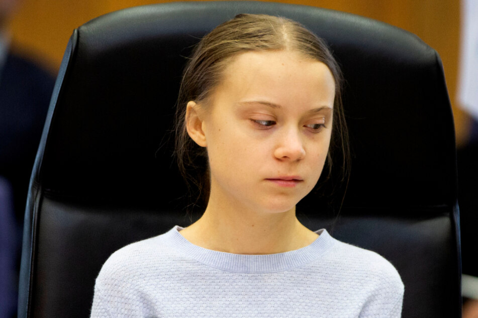 Klimawandel-Bekämpferin Greta Thunberg (17).