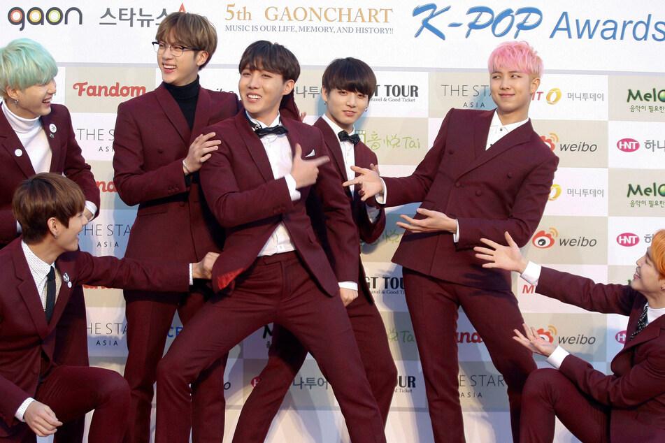 Boyband BTS stellt neuen YouTube-Rekord auf