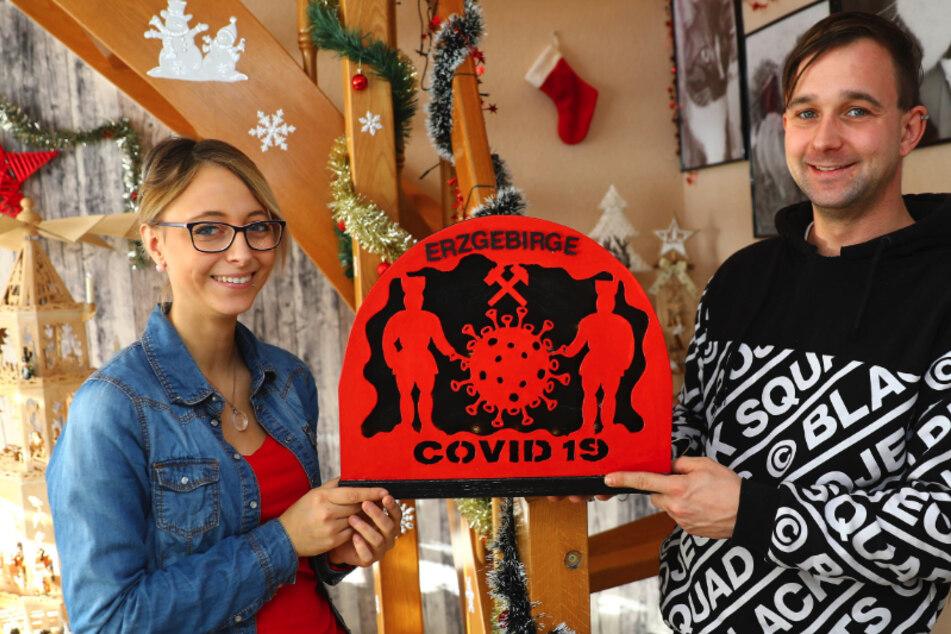 Corona bringt Männelmacher aus dem Erzgebirge auf kuriose Ideen