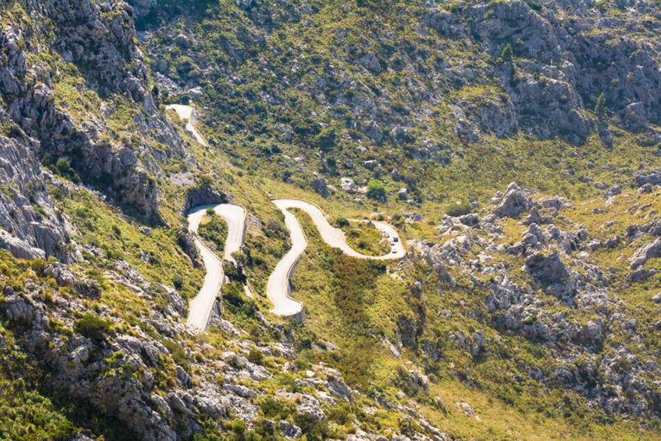 Der Mann wanderte durchs Tramuntana-Gebirge auf Mallorca. (Symbolbild)