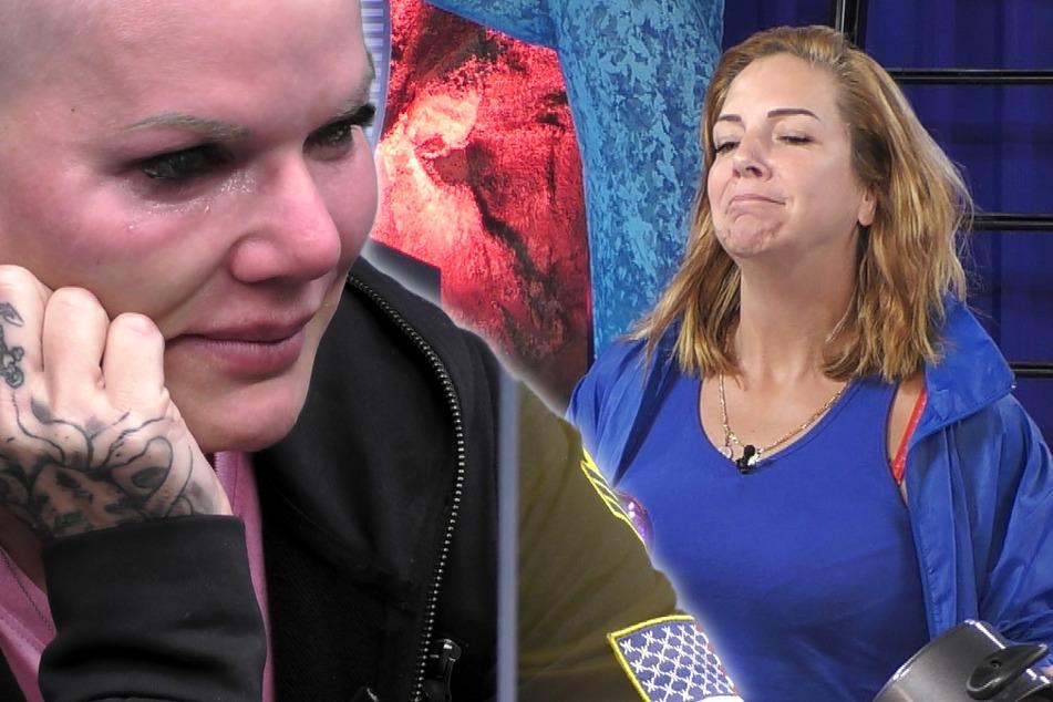 """Promi Big Brother: Danni Büchner spricht bei Promi Big Brother über Jens' Todesminuten: """"Die Seele geht"""""""