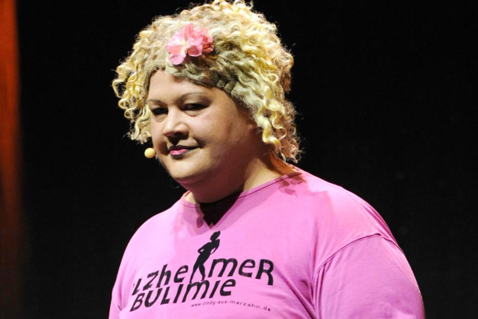 """Jahrelang stand Ilka Bessin (48) als """"Cindy aus Marzahn"""" auf der Bühne."""