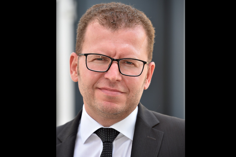 Kennt die Lage und will rechtlich eindeutige Verbindlichkeiten: Handelsverband-Geschäftsführer René Glaser (45).