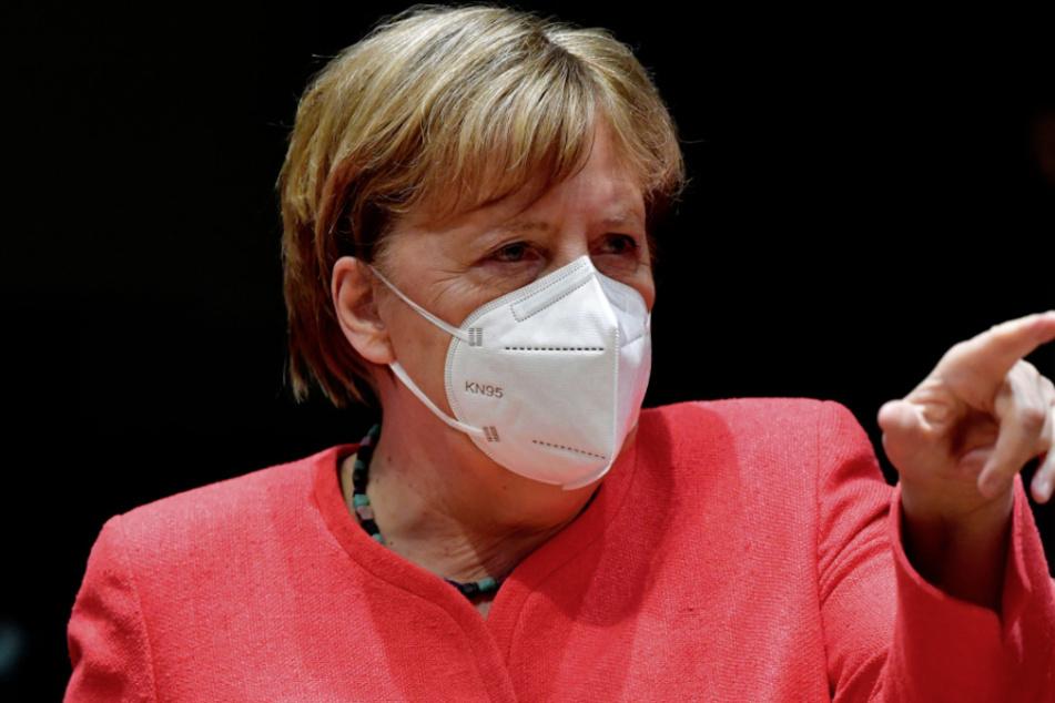 Bundeskanzlerin Angela Merkel (64). (Archivbild)