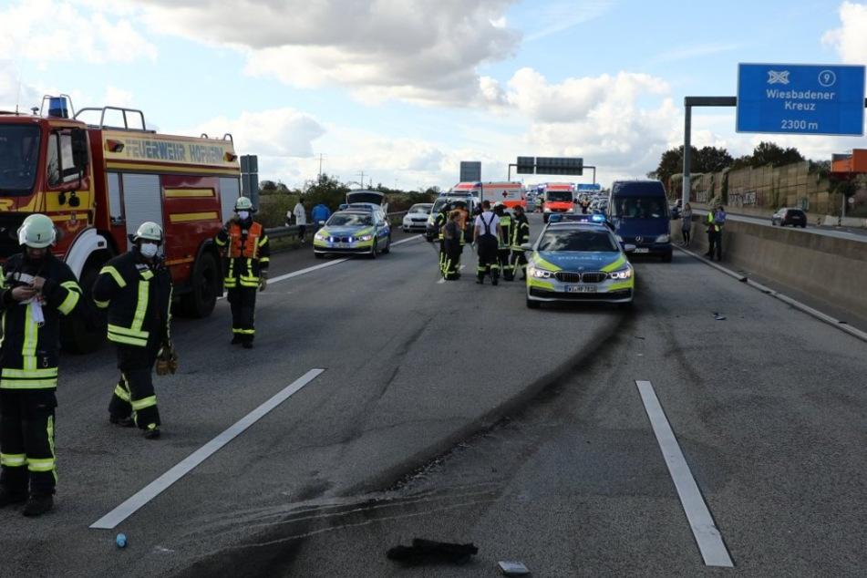 Tragisches Autorennen auf A66: Ermittlungen gegen weiteren Fahrer wegen fahrlässiger Tötung