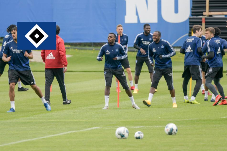 HSV vor Neustart gegen Fürth: Diese Profis sind wieder dabei!