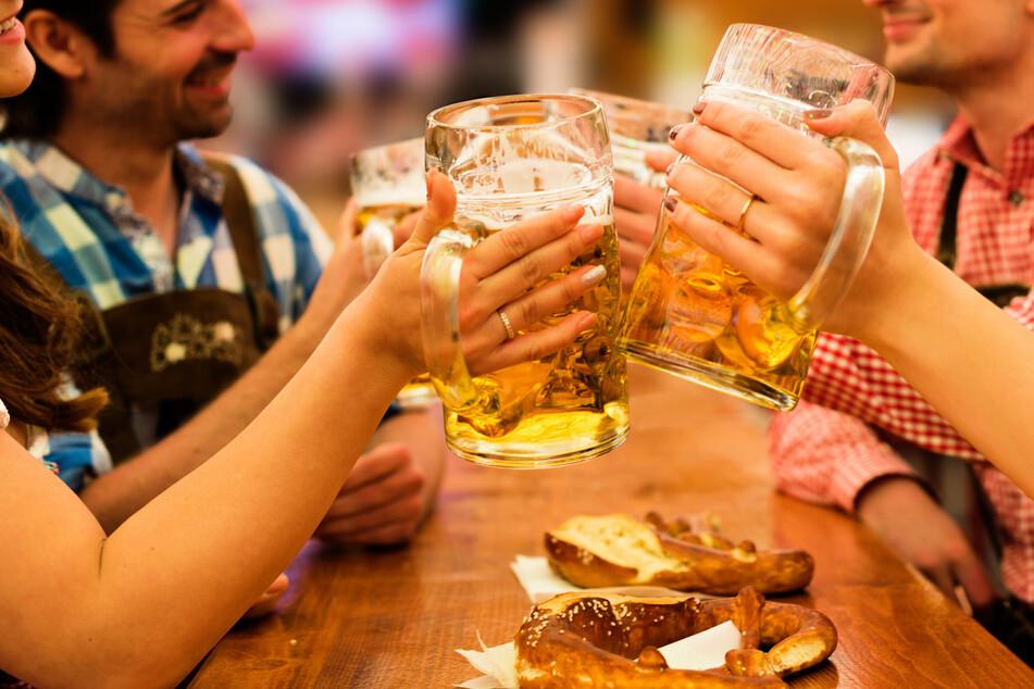 Hier steigt doch ein Oktoberfest: Zehn Tickets für Dresdner Wiesn Gaudi gewinnen