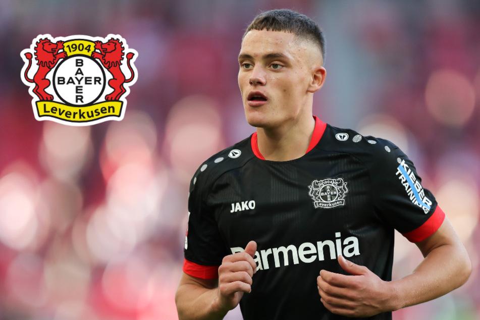 Bayer Leverkusen verlängert mit Ex-Kölner Florian Wirtz wohl bis 2025
