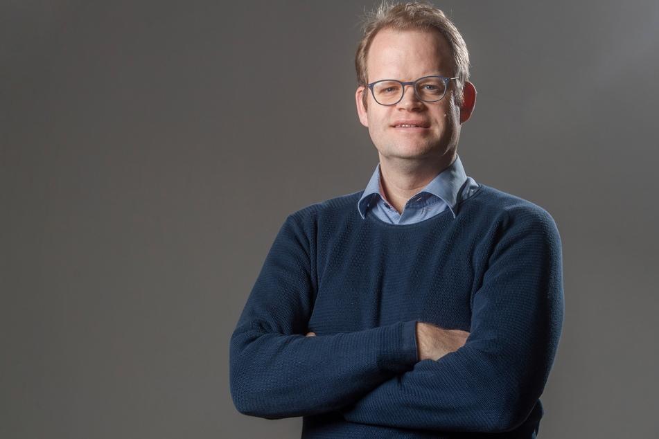 Jürgen Renz (46, SPD) fordert die Anschaffung von Luftreinigern für Kitas und Grundschulen.