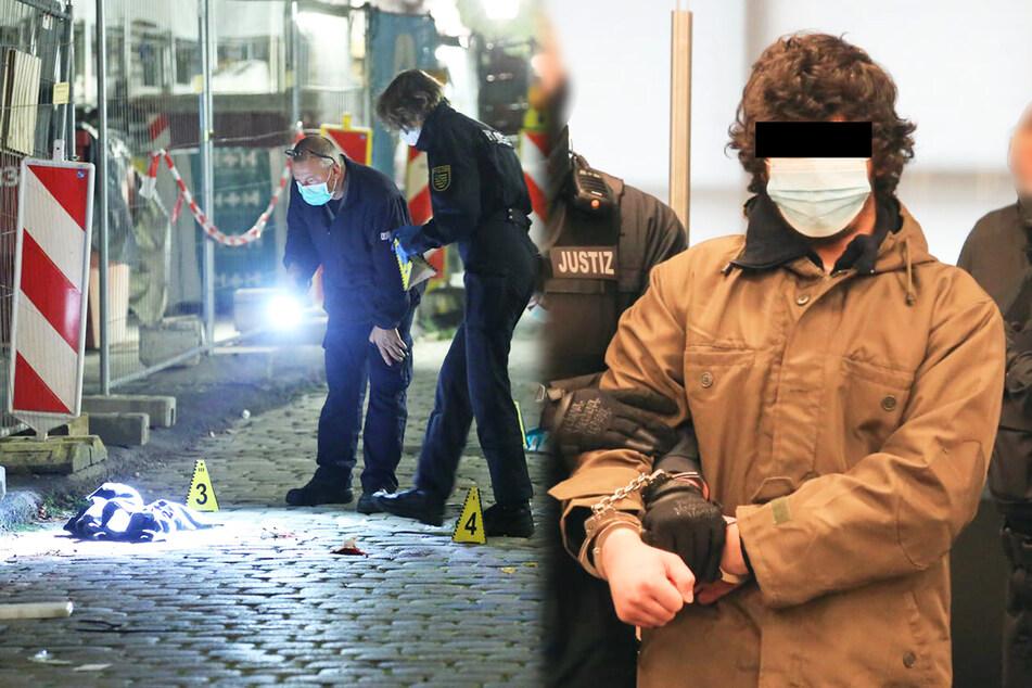 Heute startet der Prozess gegen den Messer-Mörder aus Dresden